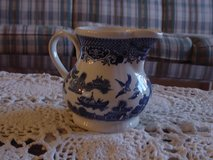 Vintage Churchill England Blue Willow Creamer in Fort Knox, Kentucky