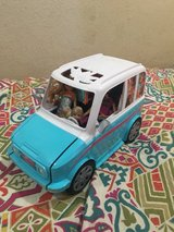 barbie van in Fairfield, California