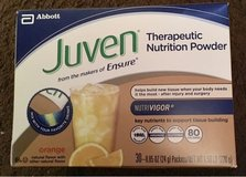 Juven Therapeutic Nutrition Powder- Orange Flavored- Tissue Building, Wound Healing in Orland Park, Illinois