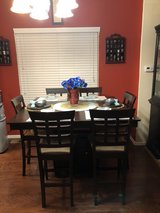 dining set with storage n lazy mary in Fort Carson, Colorado
