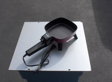 SMALL RIVAL ELECTRIC FRYING PAN in Chicago, Illinois