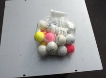 BAG OF 22 USED GOLF BALLS in Chicago, Illinois