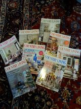 UK Country Living Magazine  back issues 2 in Ramstein, Germany