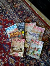 UK Homes and Antiques magazines  back issues in Ramstein, Germany