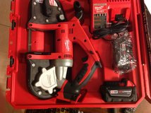 Cordless Band Saw Kit 2629-22 with extra blades in Okinawa, Japan