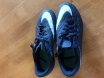Youth Soccer Cleats (Nike Hypervenom) Size 4.5 in Plainfield, Illinois