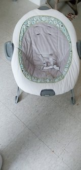 baby seat in Fort Riley, Kansas
