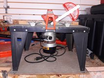 Craftsman router with table in Morris, Illinois