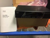 AFN HD Cisco D9865 Decoder NEW never used still in box in Ramstein, Germany