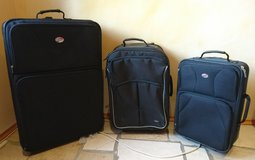 """21""""25""""28"""" suitcase $50 for all in Ramstein, Germany"""