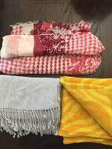 Scarves in Fort Irwin, California
