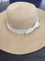 Floppy Sun Hat w/ Bow Detail in Fort Irwin, California
