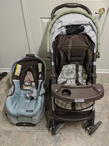 Graco Car Seat and Stroller Combo in Fairfield, California