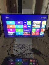 """HP 27"""" IPS LED Monitor with HDMI port in Ramstein, Germany"""