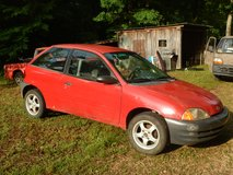 1998 geo metro in Cadiz, Kentucky