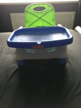 Fisher Price Booster Seat for Dining Chairs in Lakenheath, UK