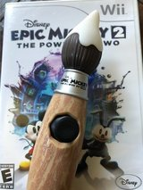 Epic Mickey 2 Mickey's Paintbrush for Wii and Wii U in Clarksville, Tennessee