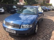 2003 Audi A4 Wagon 1.8L Turbo FWD AUTOMATIC, A/C, Alloys, New Service, New TÜV!! in Ramstein, Germany