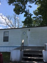 Mobile Home reduced in Leesville, Louisiana