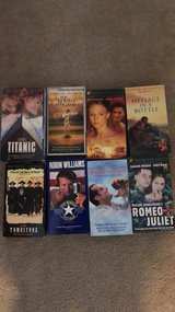 Lot of VHS movies in Fort Benning, Georgia
