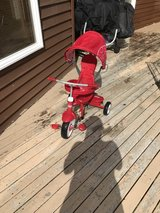 Radio Flyer 4-in-1 Ultimate Grow-With-Me Tricycle in Fort Lewis, Washington
