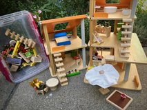 Plan Toys Chalet House with Furniture in Bolingbrook, Illinois