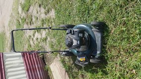 Push lawnmower briggs stration in Leesville, Louisiana