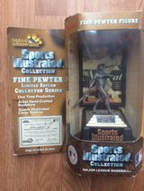 ***** KEN GRIFFEY JR. - 1997 Sports Illustrated (Limited Edition)  Fine Pewter Figure ***** in Fort Lewis, Washington