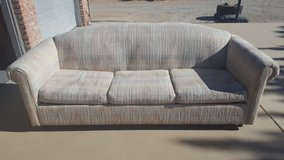 Sofa couch in Yucca Valley, California