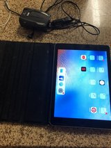 iPad Air with case in Fort Irwin, California