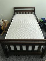 Toddler bed in Fort Irwin, California
