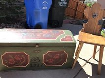 Vintage European Chest in Colorado Springs, Colorado