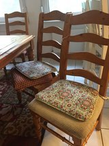 Solid Oak Dining Chairs (awesome project chairs!) in Little Rock, Arkansas