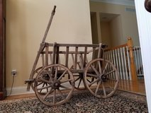 """ANTIQUE PRIMITIVE WOODEN  """"GOAT""""  WAGON in Fort Knox, Kentucky"""
