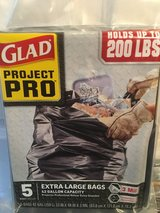 Glad Project Pro Trashbags in Clarksville, Tennessee