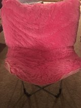 Pink Justice Butterfly Chair in St. Charles, Illinois