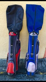 Paragon Golf Bags $15 ea. Both $20 in Yucca Valley, California