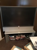 """46"""" TV w/stand in Fort Knox, Kentucky"""