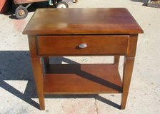 Ethan Allen Lamp/Night Table in Camp Pendleton, California