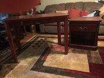 Desk table and night stand in Spring, Texas