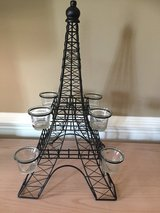 Eiffel Tower candle holder in Nashville, Tennessee