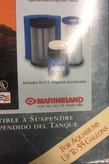 External Marineland  Aquaruim Canister filter for up to 55 gallons in Ramstein, Germany