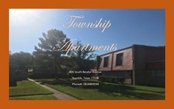 ***TOWNSHIP APARTMENTS*** in The Woodlands, Texas