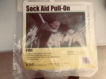 Sock aid pull-on in Glendale Heights, Illinois