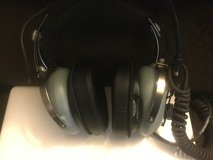 C-17 headset with ear comfort kit. in Vacaville, California