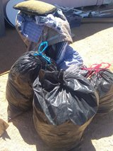 Free wood, clothes, CDs, etc, pvc in Yucca Valley, California