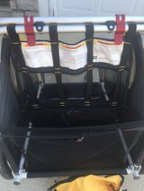 Burley Dual Seat Bike Trailer in Glendale Heights, Illinois