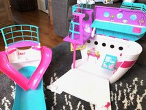 Barbie Sisters Cruise Ship Playset in Bolingbrook, Illinois