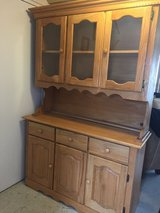 Amish made China cabinet in Fort Knox, Kentucky