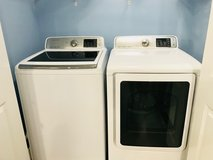 Washer and Dryer 1 year old in Fort Gordon, Georgia
